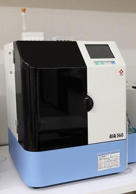 自動免疫蛍光測定装置