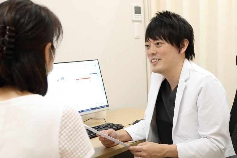 堺市西区鳳駅からすぐの健康診断の検査終了・検査結果のご説明
