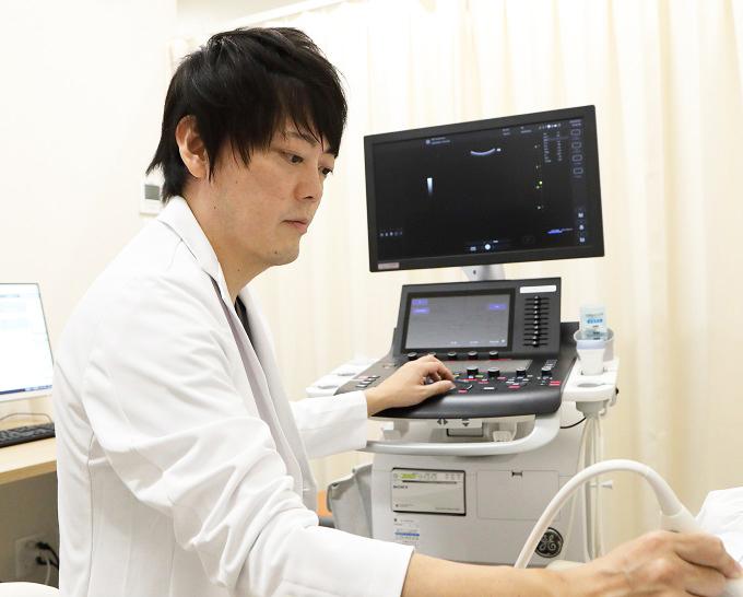 鳳駅で総合内科専門医による一般内科診療